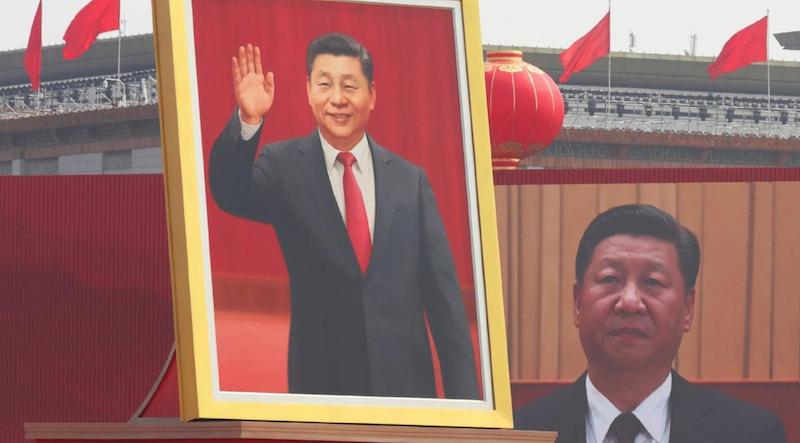 Australia Beijing political warfare